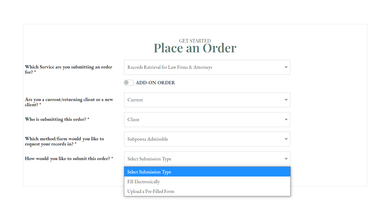 Place an Order - Legal - Submission Type CROPPED
