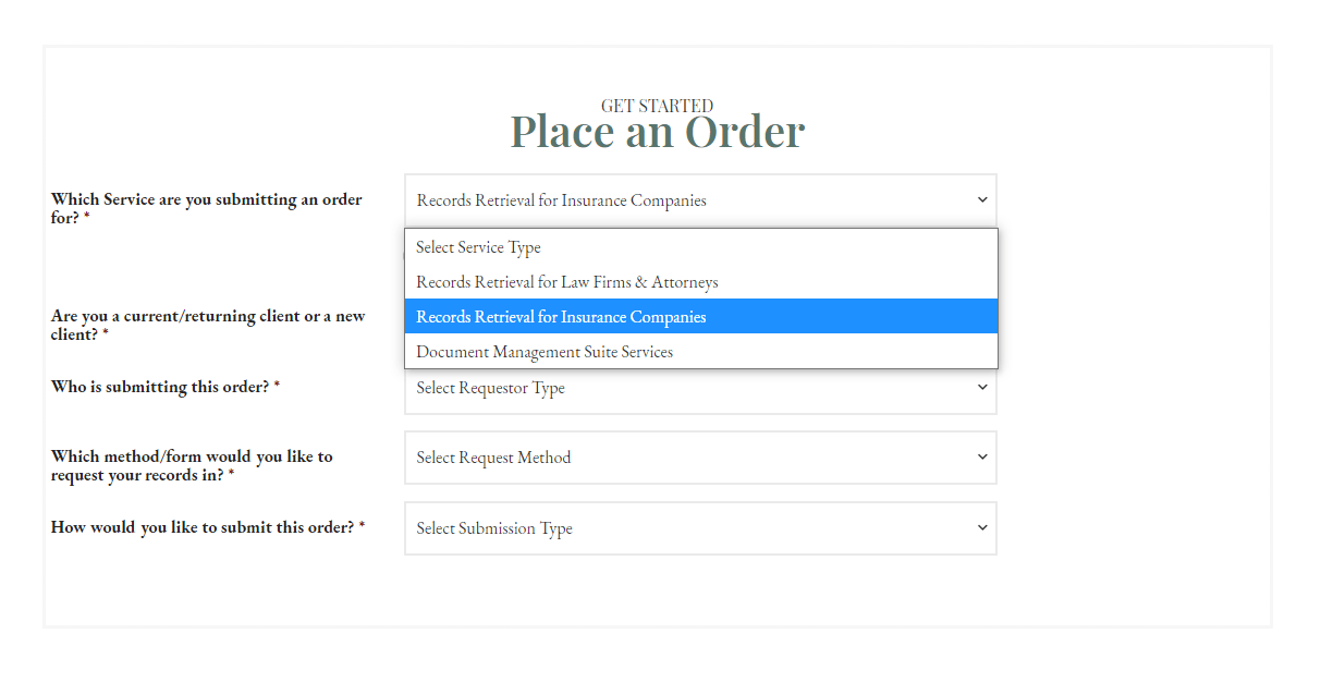 Place an Order - RR Insurance CROPPED